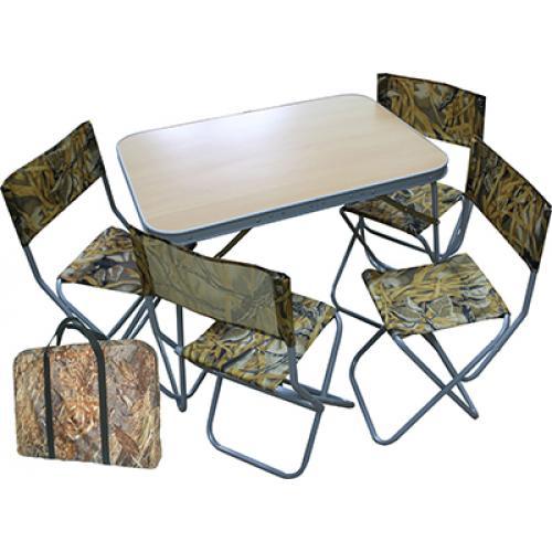 Набор для туризма стол и стулья своими руками