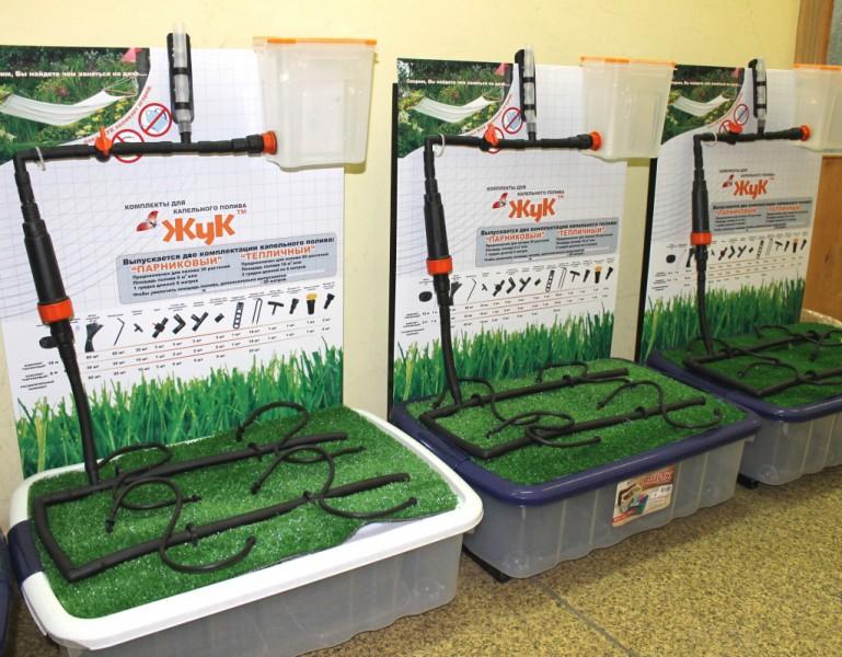 купить полив жук на 60 растений