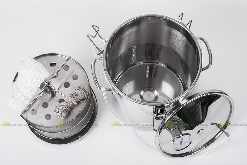 Коптильня горячего копчения купить цена аромат автоматика для домашней пивоварни купить в