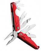Мультитул Leatherman Leap, 12 функций, красный (831842)